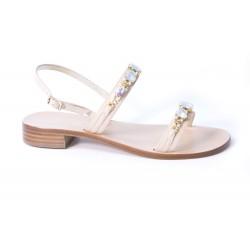 Sandale double bride
