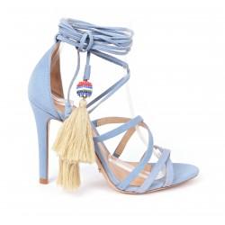 Sandal pom-poms