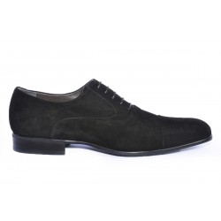 Dublin - suede oxfords