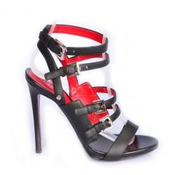 Sandal multi strap