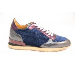 Sneakers velour
