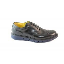 Oxfords rubber sole