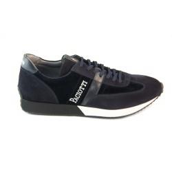 Sneakers daim et velour