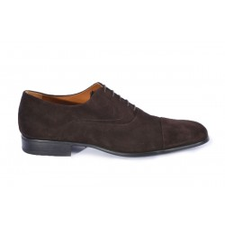 Dublin - suede oxford shoes