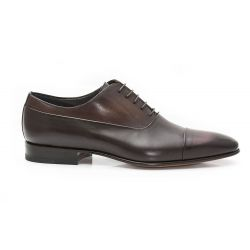 Oxford shoes tricolor
