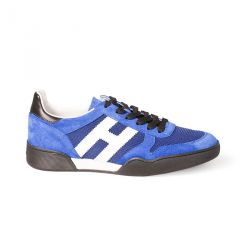 New sporty - sneaker bimateriale H357