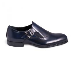 Monk straps rubber sole