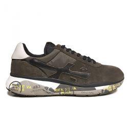 Sneaker suede