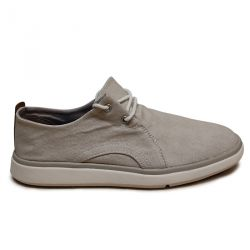 Derby Shoes made of Canvas